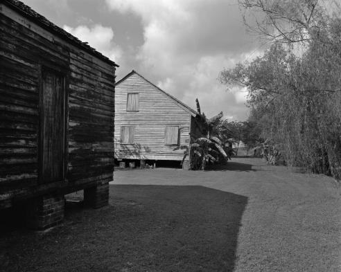 In Louisiana, a Haunting Landscape