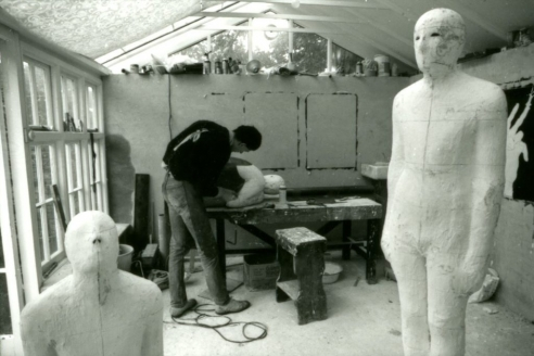 40 Years 40 Artists: Antony Gormley