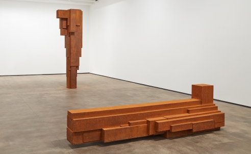 Body Building: Antony Gormley's early works get a showing in New York