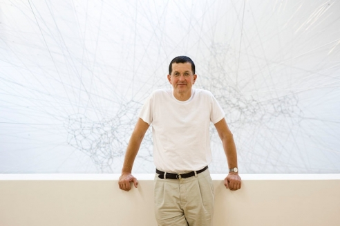 BTS Announces Global Arts Project Featuring Antony Gormley