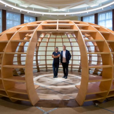 V&A to Reopen Europe 1600-1815 With Los Carpinteros 'Globe'