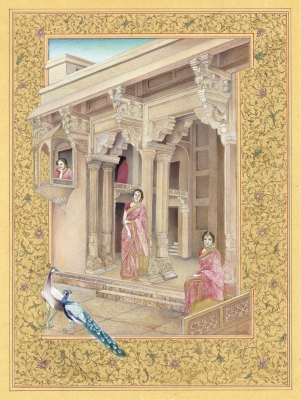 Shahzia Sikander's Exquisite, Entangled Worlds