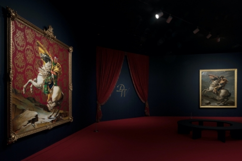 Kehinde Wiley Seizes the Throne