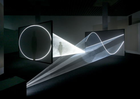 Anthony McCall brings his light works back to New York