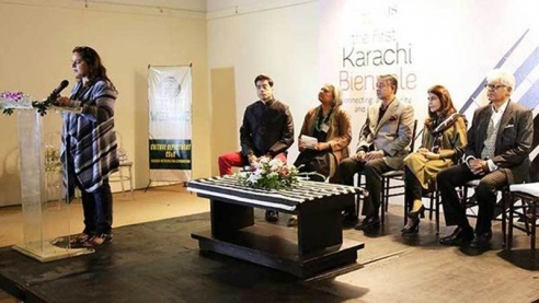 Karachi Biennale's popular choice — 'Disruption as Rapture'