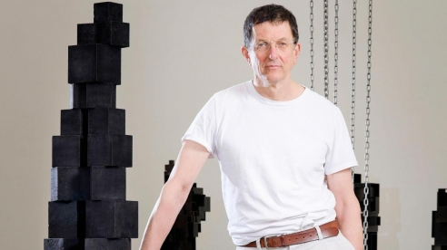 Antony Gormley interview – the Angel of the North sculptor on his blockbuster Royal Academy show