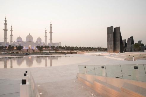 High tribute to United Arab Emirates' heroes