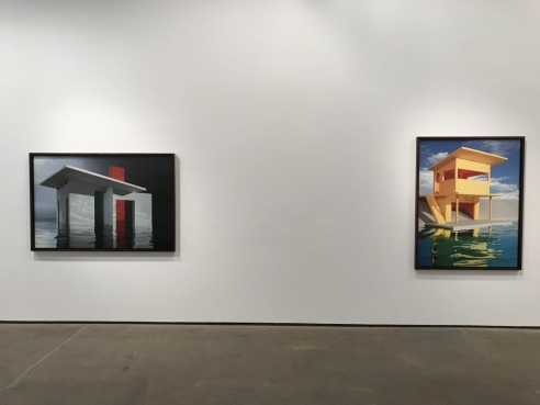 James Casebere, On the Water's Edge @Sean Kelly