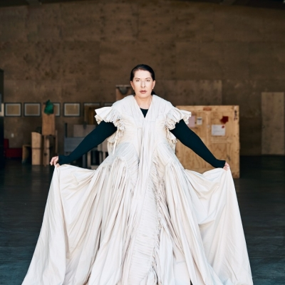 Marina Abramović: 'I asked Richard Branson for a one-way ticket to outer space'