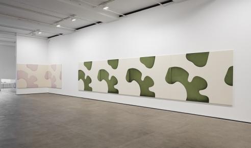New Landon Metz exhibit uses art to frame architecture