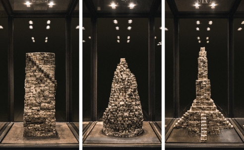 Outsider art: Julian Charrière brings his globe-trotting artworks to London