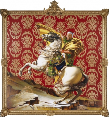 VMFA acquires massive sculpture by artist Kehinde Wiley, created in response to Confederate monuments