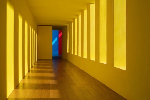 Model Behavior: James Casebere Photographs Mini Sets Inspired by Luis Barragán