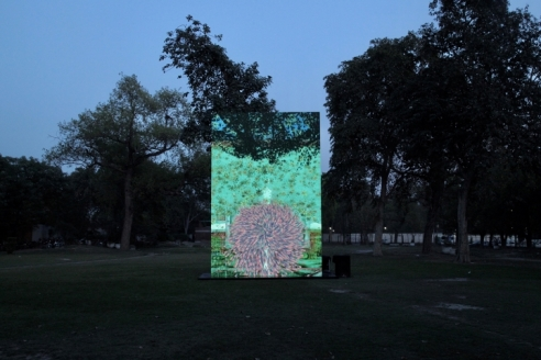 Imaginary Homelands, Shahzia Sikander in Lahore