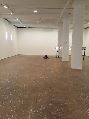 A Playful Artist Insists Gallery Staff Take a Nap