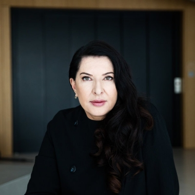Marina Abramovic Comes Home, and Comes Clean