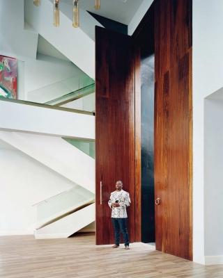 Kehinde Wiley's Art Annex