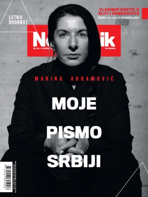 """My Professional Return to Belgrade Is a Big Deal for Me"": Marina 	Abramović Writes a Deeply Personal Letter to Serbia Ahead of Her Retrospective"
