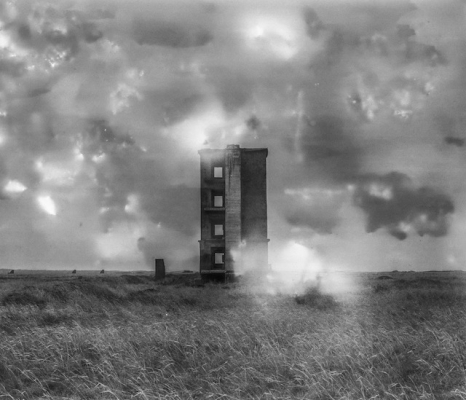 Here's What Happens When You Expose Photos to Nuclear Radiation