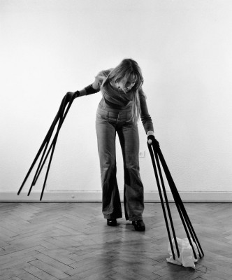 In Head-To-Head Exhibitions, Artist Rebecca Horn Equips Machines To Fiddle With Human Emotions