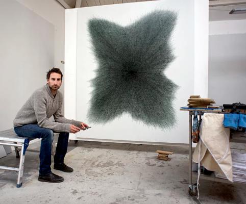 Idris Khan: blurred lines