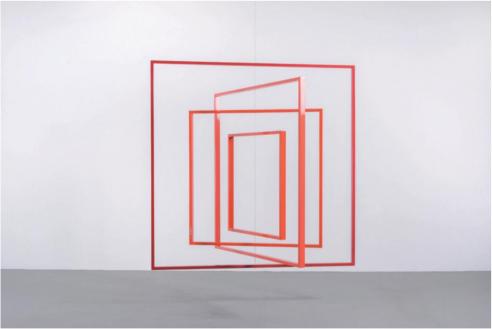 Jose Dávila: Homage to the Square
