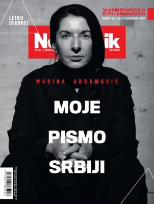 'Moje pismo Srbiji…': Marina Abramović prvi put oči u oči sa Beogradom posle 45 godina