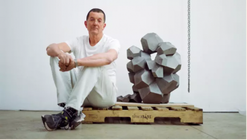 """I'm not Dead Yet!"": Antony Gormley, a work in progress"