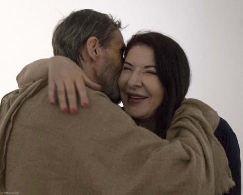 Marina Abramović and Ulay Are Reuniting to Write a Joint Memoir