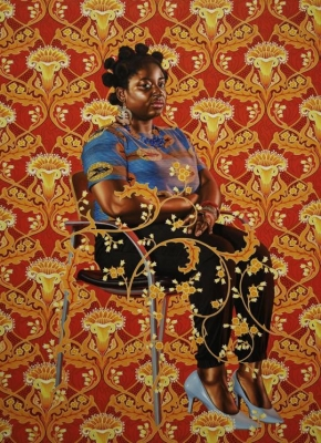 Kehinde Wiley, artist who painted Obama, unveils 'power portraits' of St. Louisans
