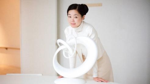 Mariko Mori jumps into warp drive for her new exhibition in Chelsea