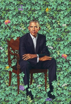 Obama Portraits to Tour the Nation