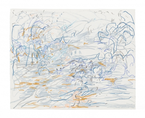 Dialogue Between Monet's Waterlily Series and Contemporary Artists
