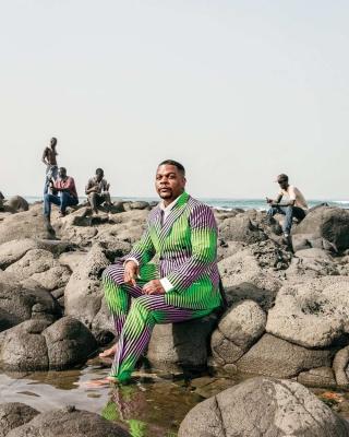 Peep Black Rock Senegal, Kehinde Wiley's New Crib and Residency Program