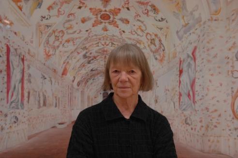 Interview with Candida Höfer