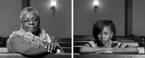 Photographer Dawoud Bey Shines A Light On America's Underrepresented Communities