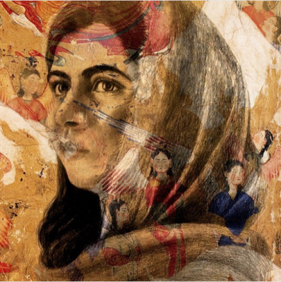 Shahzia Sikander is the First Pakistan-Born Artist to be Displayed at the National Portrait Gallery