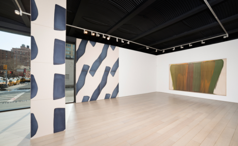 In colour: the Colour Field movement's past and present merge at Paul Kasmin