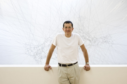 Sculptor Antony Gormley's First-Ever VR Artwork Will Take You on a Virtual Journey to the Moon