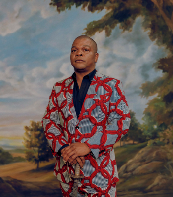 Time 100 | Kehinde Wiley