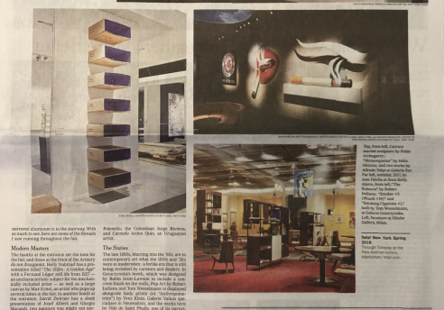 Lessons in Modernism at the Tefaf Fair