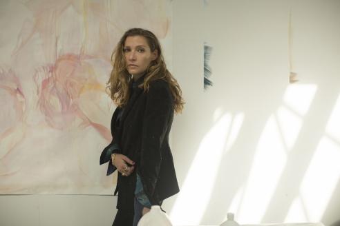Janaina Tschäpe revela detalhes de sua mostra individual, em Nova York, com obras criadas durante a pandemia.
