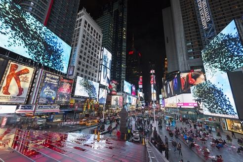 Sikander Takes Manhattan
