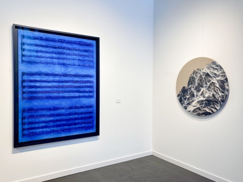 ROUNDUP FROM FRIEZE NEW YORK 2021