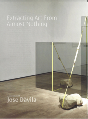 Extracting Art From Almost Nothing