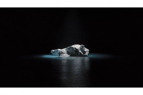 "Julian Charrière ""Towards No Earthly Pole"" at MASILugano, Lugano"