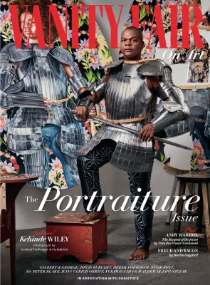 Artists in Their Studios: Kehinde Wiley