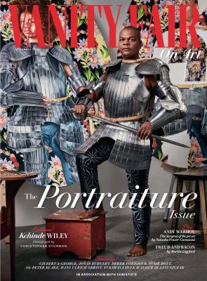 Artists in Their Studios: Kehinde Wiley