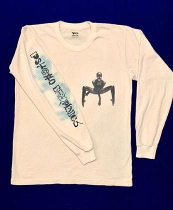"""Mika Tajima """"PSYCHO GRAPHICS"""" shirt"""