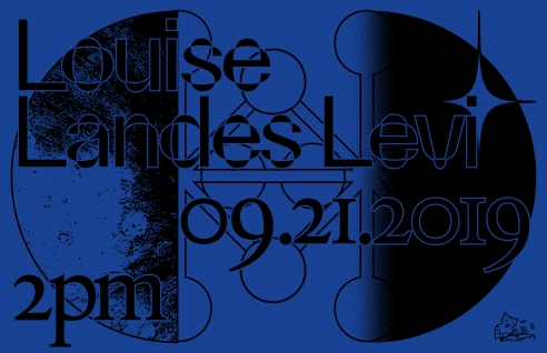 Blank Forms Presents: Louise Landes Levi at James Cohan